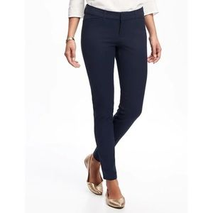 Old Navy | NWT Navy Blue Pixie Ankle Length Pants